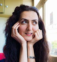 Marzieh Saeidi